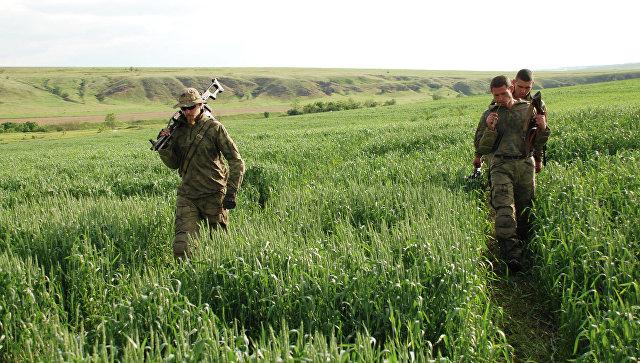 ВСУ приготовились катаке истянули вДзержинск танки иБМП