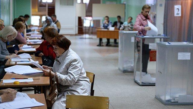 Выборы в регионах России. Архивное фото