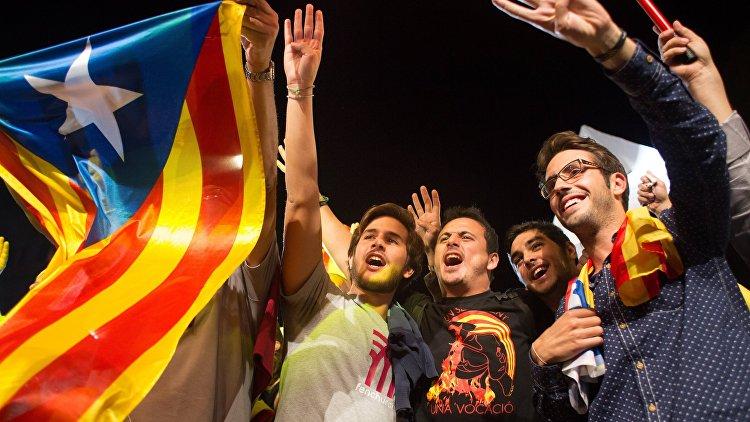 Испанские партии подали иски на резолюцию о начале отделения Каталонии