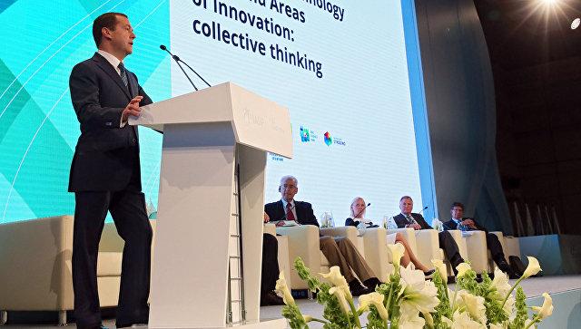 Медведев готов выращивать инновационных предпринимателей