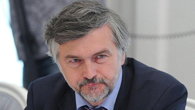 Заместитель министра экономического развития РФ Андрей Клепач, Архивное фото