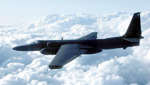 Самолёт-разведчик Lockheed U-2
