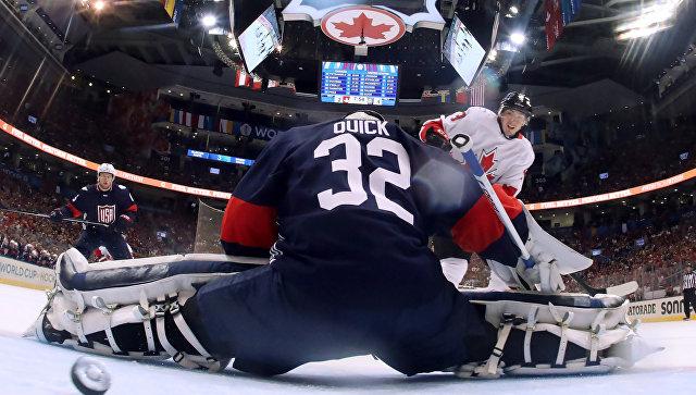 Первая победа сборной РФ наКубке мира вКанаде