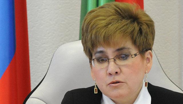 Наталья Жданова назначена и.о. губернатора Забайкальского края. Архивное фото