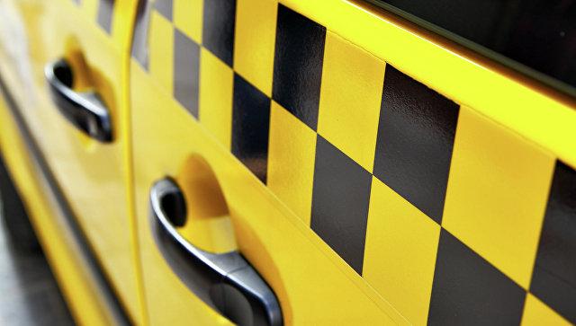Такси. Архивное фото