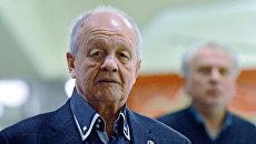 Экс-глава Росгосцирка, дрессировщик Мстислав Запашный. Архивное фото