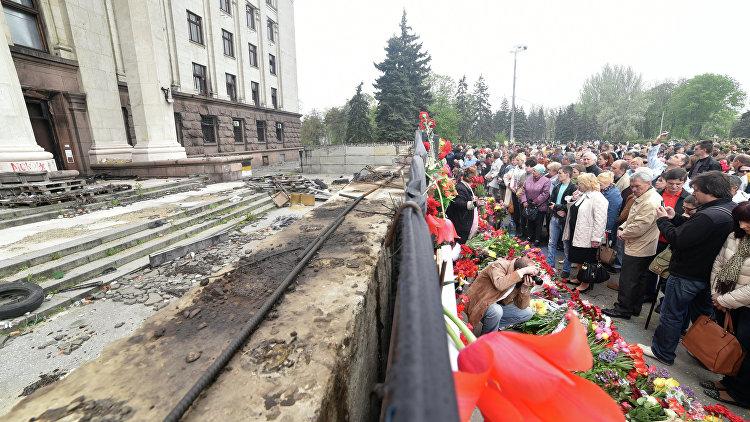 Правозащитники потребовали от ООН расследовать трагедию 2 мая в Одессе