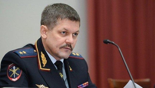 Руководитель ГУ МВД по Москве Анатолий Якунин. Архивное фото