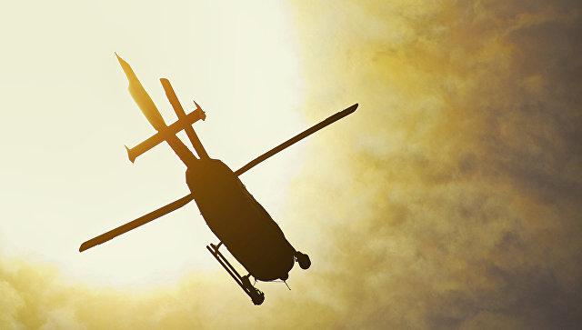 У берегов Австралии потерпел крушение вертолет