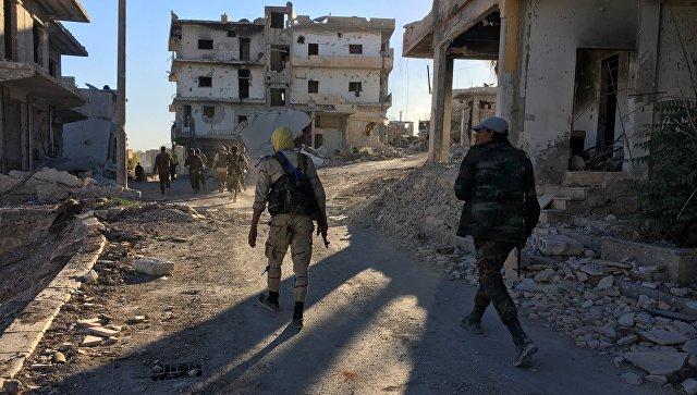 Сирийская оппозиция соединяется с«Джебхат ан-Нусрой»— МИДРФ