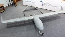 Беспилотный летательный аппарат ВСУ, перехваченный Народной милицией ЛНР. Архивное фото