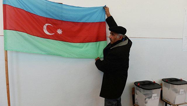 ВАзербайджане стартовал конституционный референдум