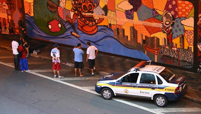Полиция Бразилии. Архив