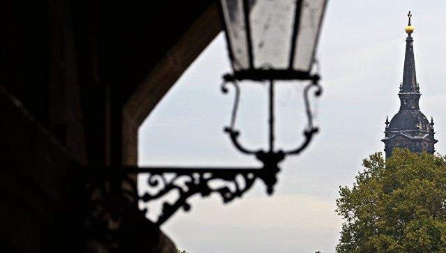 ВДрездене прогремели два взрыва