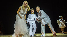 Театральная перспектива прошла в Гоголь-центре