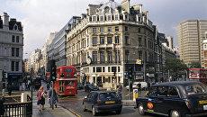 Фаррингтон-стрит в Лондоне