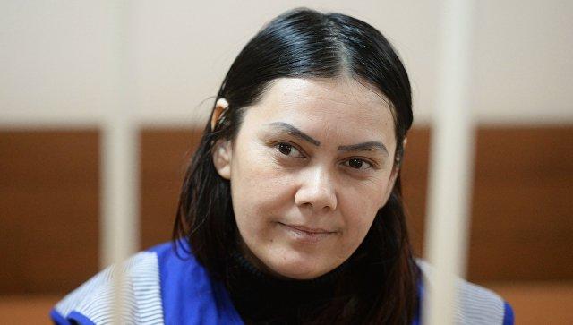 Няня Гюльчехра Бобокулова, обвиняемая в убийстве 4-летней девочки. Архивное фото
