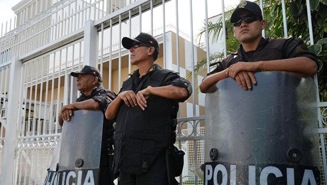 В Перу конфисковали более тонны кокаина с фотографиями наркобаронов