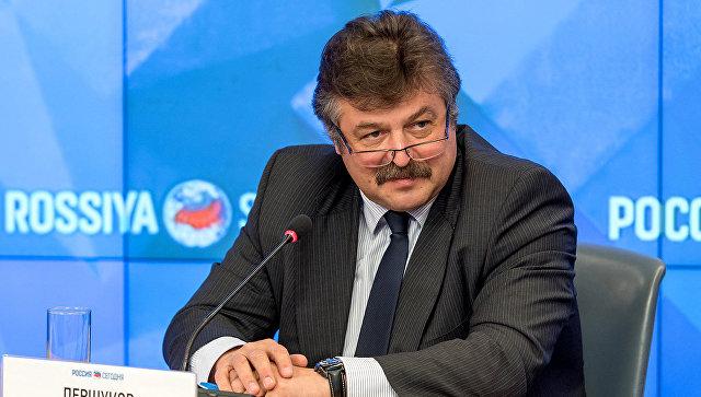 Заместитель генерального директора Росатома Вячеслав Першуков. Архивное фото