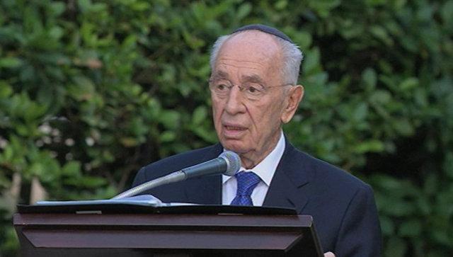 Патриарх ближневосточной политики Шимон Перес. Кадры из архива