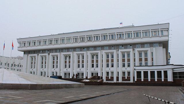 Здание администрации Тамбовской области
