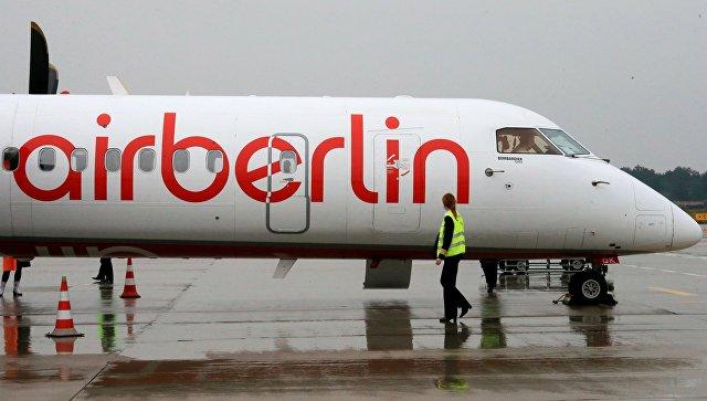 Sueddeutsche Zeitung: Air Berlin уволит около 1 000 человек