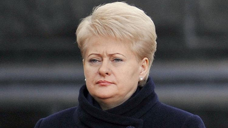 Президент Литвы: страна рискует стать безграмотной с высшим образованием