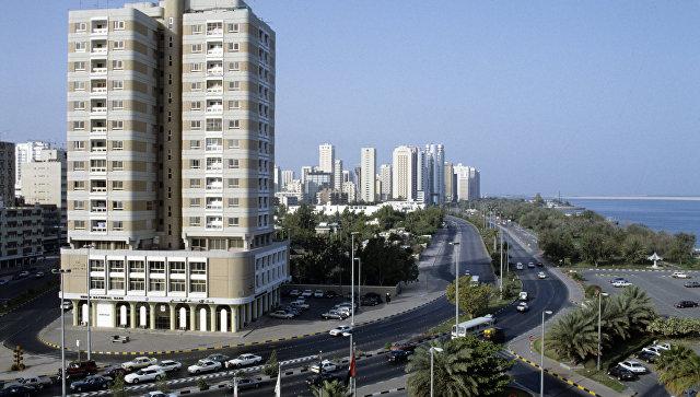 Город Абу-Даби. Архивное фото