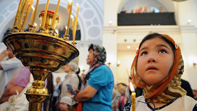 Завершение визита патриарха Кирилла в Китай