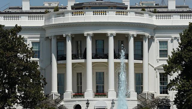 Официальная резиденция президента США. Архивное фото