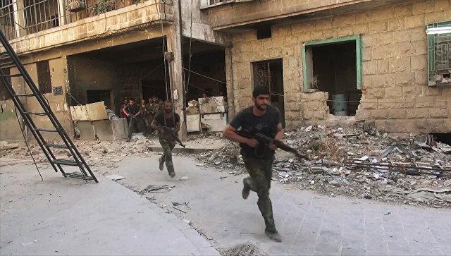 ТурецкиеВС атаковали десять объектовИГ вСирии— Анкара