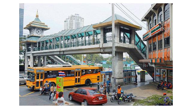 Таиланд, Бангкок. Архивное фото