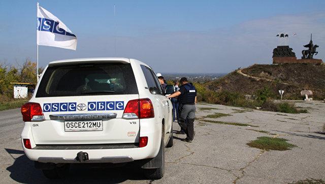 ОБСЕ пожаловались наограничение доступа крайону разведения сил