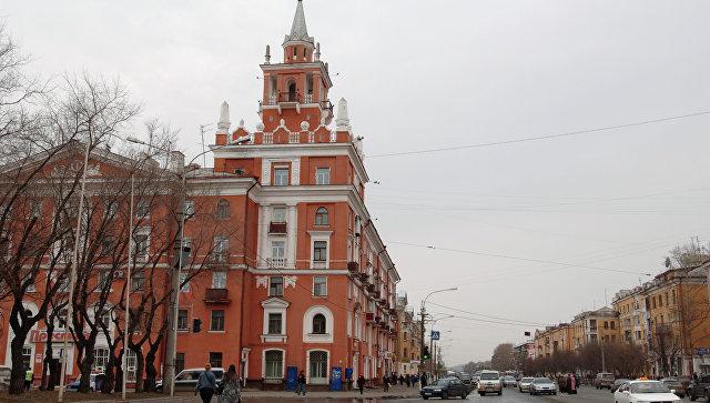 Комсомольск-на-Амуре. Архивное фото