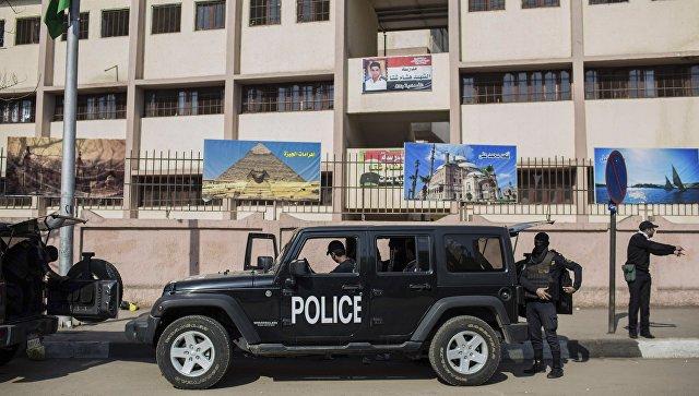 ВЕгипте ликвидирован один излидеров движения «Братья-мусульмане»