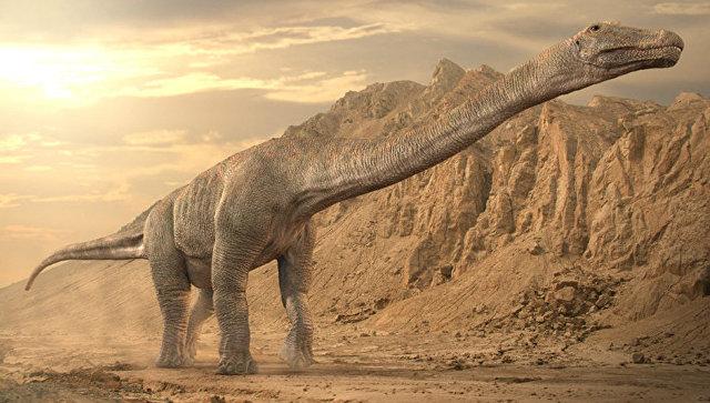 Ученые изРФ иСША определили самых больших динозавров Средней Азии