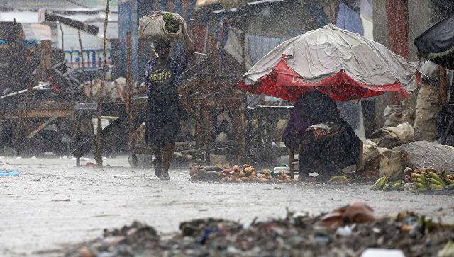 Жертвами урагана «Мэтью» стали уже 11 человек