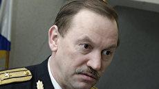 Игорь Курдин, председатель Совета Санкт-Петербургского Клуба моряков-подводников капитан первого ранга