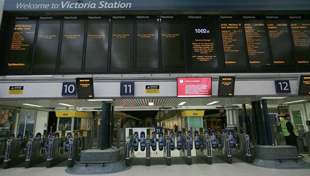 Аэропорт Лондона Гатвик. Архивное фото