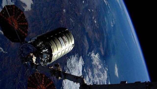 Космический корабль Cygnus. 19 февраля 2016