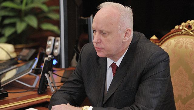 Бастрыкин выступил за30-дневный арест счетов коррупционеров иихродственников