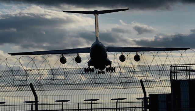 Транспортный самолет. Архивное фото