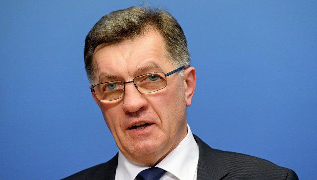 Премьер-министр Литвы Альгирдас Буткявичюс. Архивное фото