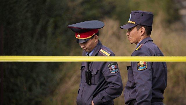 ВКиргизии задержали сообщившего обомбе ваэропорту «Манас»