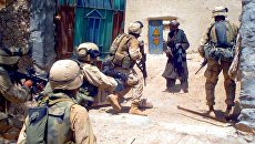 Операция Несокрушимая свобода в Афганистане