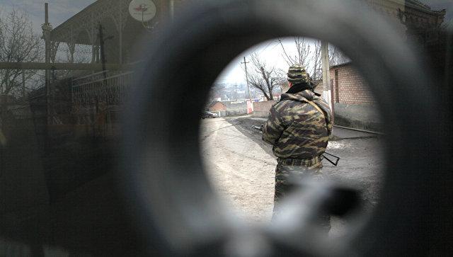 На северо-западе Ингушетии проходят боевые столкновения с боевиками