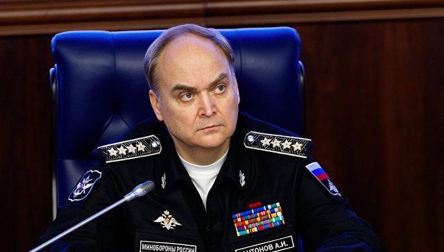 Заместитель министра обороны Российской Федерации Анатолий Антонов. Архивное фото