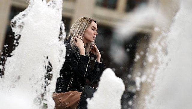 Весной в столице России откроется 1-ый кинотеатр-фонтан