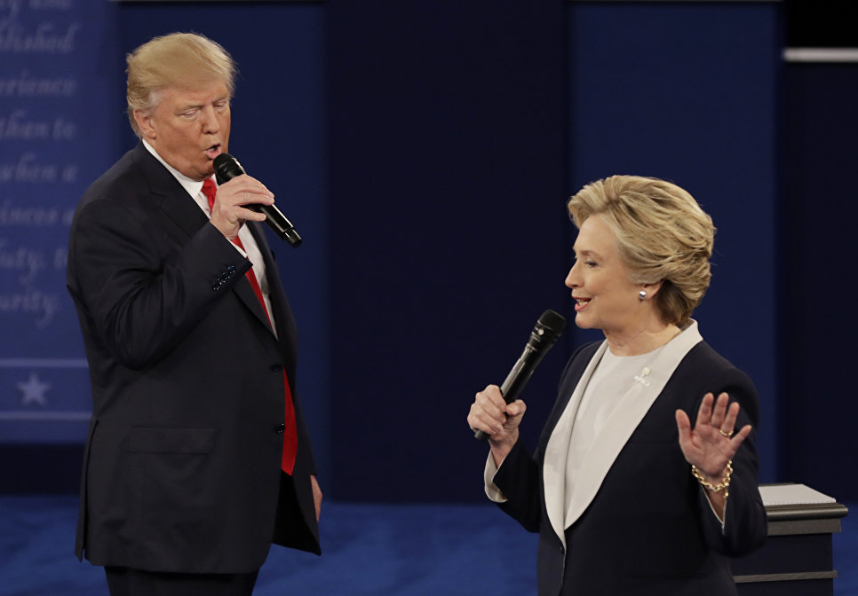 presidential debate Follow the key moments of the presidential debate between democrat hillary clinton and republican donald trump the two candidates met for the third and final presidential debate.
