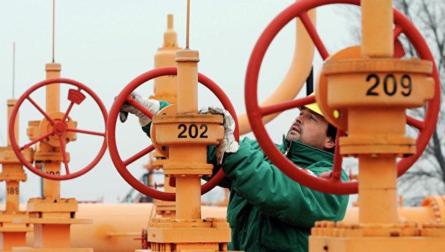 Украина начала отопительный сезон срекордно небольшими запасами газа